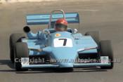 86516 - Barry Johnson, Cheetah MK8 - Oran Park 23rd March 1986 - Photographer Lance J Ruting