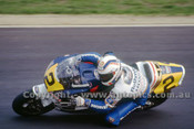 89305 - Wayne Gardner  Honda - 500cc Australian Grand Prix Phillip Island 1989  - Photographer Ray Simpson