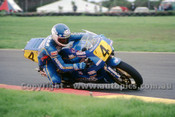 89315 - Christian Sarron, Yamaha - 500cc Australian Grand Prix Phillip Island 1989  - Photographer Ray Simpson