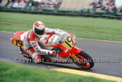 89316 - Freddie Spencer, Yamaha - 500cc Australian Grand Prix Phillip Island 1989  - Photographer Ray Simpson