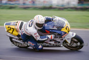 89317 - Mick Doohan, Honda - 500cc Australian Grand Prix Phillip Island 1989  - Photographer Ray Simpson