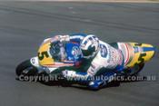 91308 - Wayne Gardner, Honda - 500cc Australian Gran Prix  Eastern Creek 1991 - Photographer Ray Simpson