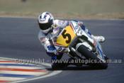 91309 - Wayne Gardner, Honda - 500cc Australian Gran Prix  Eastern Creek 1991 - Photographer Ray Simpson