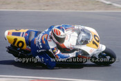 91311 - Sito Pons, Honda - 500cc Australian Gran Prix  Eastern Creek 1991 - Photographer Ray Simpson