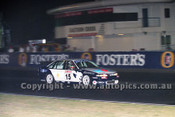 96023 - Craig Lowndes   Holden Commodore VR  - Eastern Creek 27th January 1996 - Photographer Marshall Cass