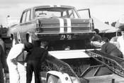 64105 - Norm Beechey Holden  EH S4  Warwick Farm  1964 - Photographer Lance Ruting