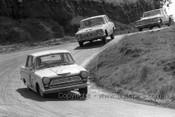 64758 - B. Seton / H. Taylor - Ford Cortina GT & M. Stewart / R. Salter - Triumph 2000 & R. Cook / A. Rose - Valiant -  Bathurst 1964 - Photographer Lance Ruting