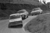 64761 - R. Sach / M. Brunninghauser - Vauxhall Velox & R. Hodgson / J. French - Ford Cortina GT & A. Reynolds / A. Allen - Triumph 2000 -  Bathurst 1964 - Photographer Lance Ruting