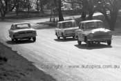 64765  - A. Boddenberg / K. Hibbard - Simca Aronde -  Bathurst 1964 - Photographer Lance Ruting