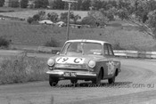 64770 - H. Firth / J. Reaburn - Ford Cortina GT -  Bathurst 1964 - Photographer Lance Ruting