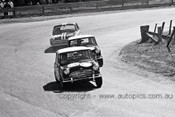 65766 - J. French / J. Harvey - Morris Cooper S -  Bathurst 1965 - Photographer Lance J Ruting