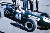 665996 - Jack Brabham Repco Brabham - Lakeside 1966
