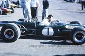 665997 - Jack Brabham Repco Brabham - Lakeside 1966