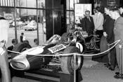 666000 - Jack Brabham Repco Brabham - Qantas House Sydney 1966 - Photographer Lance J Ruting