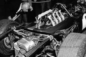 666001 - Jack Brabham Repco Brabham - Qantas House Sydney 1966 - Photographer Lance J Ruting