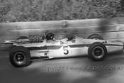 68603 - Leo Geoghegan, Lotus 39 Repco V8 - Catalina Park Katoomba1968 - Photographer David Blanch