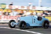 695991 - J. Goodard, Bugatti - Warwick Farm 7th December 1969 - Photographer Jeff Nield