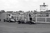 695994 - Bob Minogue, Axtec AR8  Formula Ford - Sandown  1969 - Photographer Peter D'Abbs
