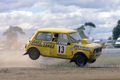 72269 - M. Brownimg Mini - Calder Rallycross 1972 - Photographer Peter D'Abbs