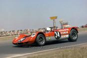 72461 - Collen Pavic, Lola Cosworth - Calder 1972 - Photographer Peter D'Abbs