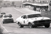 73757  -  Fred Gibson / Barry Seton, Ford Falcon XA GT-  Bathurst 1973 -  Photographer Lance J Ruting