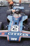 76645 - John Goss - Matich A53  - Oran Park Tasman Series 1976 - Photographer Lance J Ruting