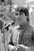 81619 - Lucio Cesario- Sandown 1981- Photographer Darren House