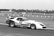82072 - Warwick Henderson, Chev Corvette - Sandown 1982 - Photographer Darren House