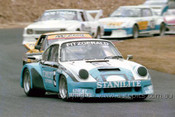 85049 - Peter Fitzgerald, Porsche - Amaroo 7th July 1985 - Photographer Lance J Ruting