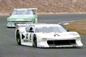 85054 - Kevin Bartlett, De Tomaso Pantera - Amaroo 7th July 1985 - Photographer Lance J Ruting