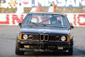 85063 - Jim Richards, BMW 635csi - Amaroo 7th July 1985 - Photographer Lance J Ruting