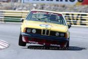 86032 - Charlie O'Brien, BMW 635 csi - Amaroo 1986 - Photographer Lance J Ruting
