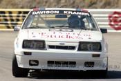 86033 - Ken Davison, Ford Mustang - Amaroo 1986 - Photographer Lance J Ruting