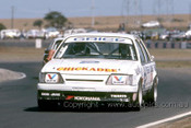 86038 - Allan Grice, Commodore VK - Calder 1986 - Photographer Ray Simpson