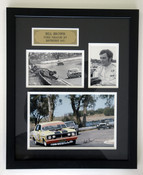 Bill Brown, Falcon XY - Bathurst 1971 - Personally Signed- $159