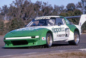 86043 - Griffin, Mazda RX7 - Oran Park 1986 - Photographer Ray Simpson