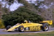 86518 - Arthur Abrahams, Cheetah MK8 - Oran Park 1986 - Photographer Ray Simpson