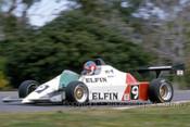 86522 - M. McLaughlin, Elfin 852 - Oran Park 1986 - Photographer Ray Simpson