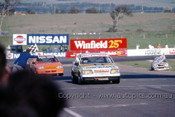 86783  -  G. Bailey / A. Grice, Commodore VK - 1st Outright Bathurst 1986 - Photographer Ray Simpson