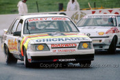 86784  -  G. Bailey / A. Grice, Commodore VK - 1st Outright Bathurst 1986 - Photographer Ray Simpson