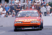 87038  -   Allan Grice  -  Commodore VL  -  Adelaide 1987  - Photographer Ray Simpson