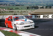 90759  -  G. Rogers / G. Moore  - Holden Commodore VL -  Bathurst 1990 - Photographer Ray Simpson