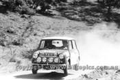 74952 - Brian Culcheth & Roger Bonhomme - Morris Cooper S - 1970 - Photographer Lance J Ruting