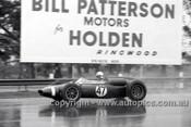 63579 - Frank Gardner, Cooper - Sandown International -  11th  March 1963 - Photographer Peter D'Abbs