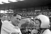 63581 - Jack Brabham, Brabham & Bruce McLaren, Cooper - Sandown International -  11th  March 1963 - Photographer Peter D'Abbs