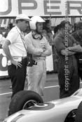 64545 - Frank Matich,  Brabham Climax -  Warwick Farm 1964 - Photographer Lance J Ruting