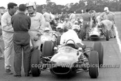 64546 - B. Stillwell,  Brabham Climax -  Warwick Farm 1964 - Photographer Lance J Ruting