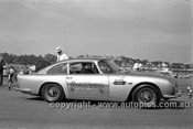 65479 - The Goldfinger 007 Aston Martin - Sandown 26th September 1965 - Photographer  Peter D'Abbs
