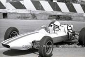 65544 - Bob Jane, Elfin - Sandown Tasman Series   21st February 1965  - Photographer Peter D'Abbs