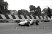 65548 - Frank Gardner,  Brabham - Sandown Tasman Series   21st February 1965  - Photographer Peter D'Abbs